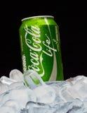 VIDA de la Coca-Cola Imagenes de archivo