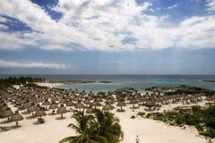 Vida de la playa Imagenes de archivo