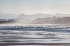 Vida de la playa y estilo de vida Imágenes de archivo libres de regalías