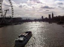 Vida de Londres Imágenes de archivo libres de regalías