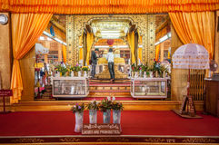 Vida de Myanmar Imagen de archivo libre de regalías