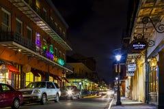 Vida de New Orleans Fotografía de archivo