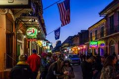 Vida de New Orleans Fotos de archivo