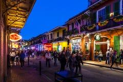 Vida de New Orleans Fotos de archivo libres de regalías