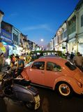 Vida de noche de Phuket Foto de archivo