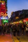 Vida de Nova Orleães Imagens de Stock Royalty Free