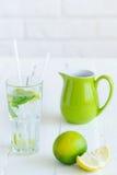 Vida de restauración de la limonada aún Imagen de archivo
