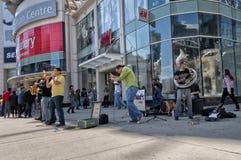 Vida de rua em Toronto Fotos de Stock