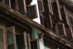Vida de rua - Yangon, Myanmar Fotografia de Stock Royalty Free