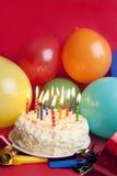 Vida del feliz cumpleaños aún Fotos de archivo libres de regalías