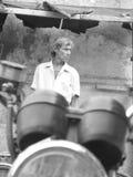 Vida del que del tiempo del mas del heno Imagen de archivo