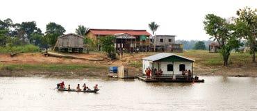 Vida del río Fotos de archivo