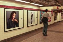 Vida del subterráneo Imagenes de archivo