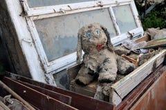 Vida después de devastar las inundaciones imágenes de archivo libres de regalías