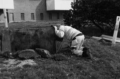 VIDA DIARIA DE ORKING EN LA CAPITAL DANESA COPENHAGUE DINAMARCA Fotos de archivo libres de regalías