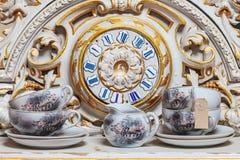 vida do 19o século ainda em uma loja antiga Imagem de Stock Royalty Free