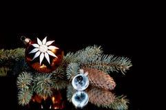 Vida do ano novo ainda. Imagem de Stock Royalty Free