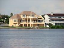 Vida do beira-rio imagens de stock royalty free