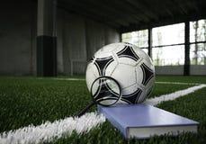 Vida do futebol Imagem de Stock