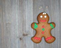 A vida do Natal ainda com as cookies tradicionais do pão-de-espécie corteja sobre Imagem de Stock