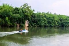 Vida do rio Fotos de Stock Royalty Free