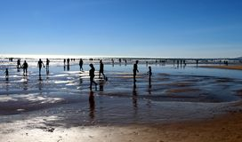 A vida dos rituais da água do verão é boa Fotografia de Stock Royalty Free