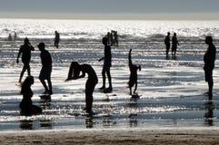 A vida dos rituais da água do verão é boa Fotos de Stock Royalty Free