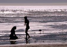 A vida dos rituais da água do verão é boa Fotografia de Stock