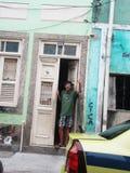 Vida e épocas no Rio Foto de Stock