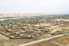Vida e campo de Afeganistão fotos de stock royalty free