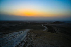 Vida e campo de Afeganistão fotos de stock