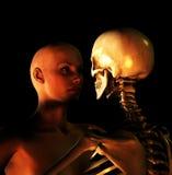 Vida e morte 3 Imagem de Stock Royalty Free