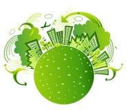Vida Eco-friendly Fotografia de Stock Royalty Free