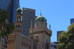 Vida em Melbourne imagens de stock royalty free