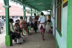 Vida em Tonga imagens de stock royalty free