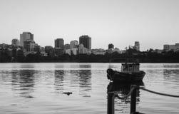 Vida en blanco y negro Imagen de archivo libre de regalías
