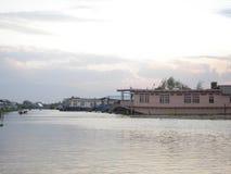 Vida en Cachemira Imagen de archivo libre de regalías