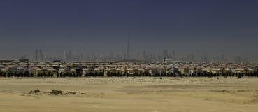 Vida en Dubai Imagen de archivo