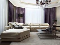 Vida en el estilo de Art Deco
