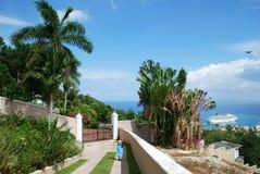 Vida en Jamaica fotos de archivo libres de regalías