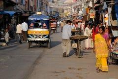 Vida en la India Imagenes de archivo