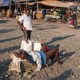 Vida en la India Fotos de archivo libres de regalías
