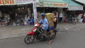 Vida en las motos en Vietnam