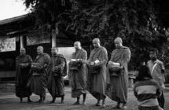 Vida en Tailandia Fotos de archivo