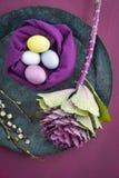 Vida floral de Pascua aún Imagenes de archivo