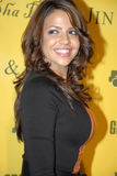 Vida Guerra on the red carpet. Royalty Free Stock Images