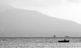 Vida I del pescador Imagen de archivo libre de regalías