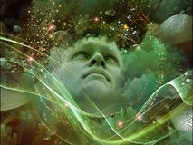Vida interna do sonho Imagem de Stock Royalty Free