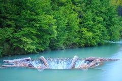 Vida Lake Stock Photo