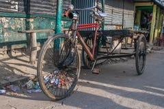 Vida na vila indiana imagens de stock royalty free